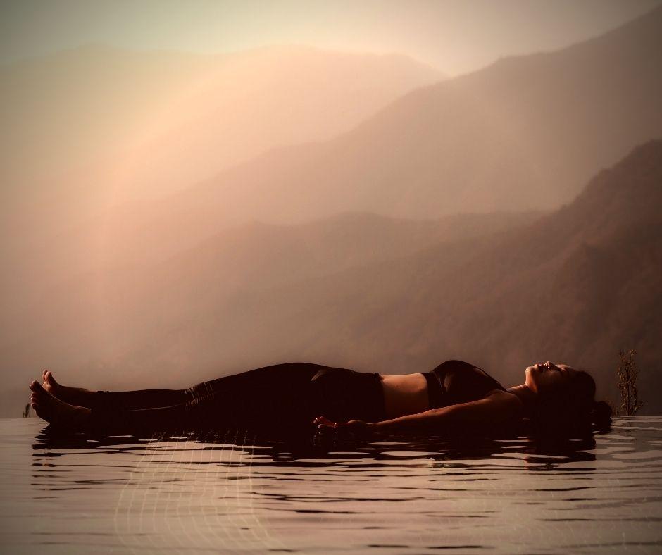 ruimte ontspanning restorative yoga